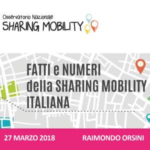 Presentazione Conferenza Nazionale sulla sharing mobility_FATTI E NUMERI DELLA SHARING MOBILITY ITALIANA_ORSINI